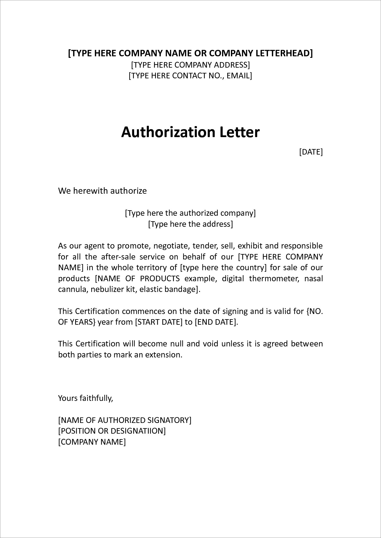 Printable Sample Eviction Letter To Family Member