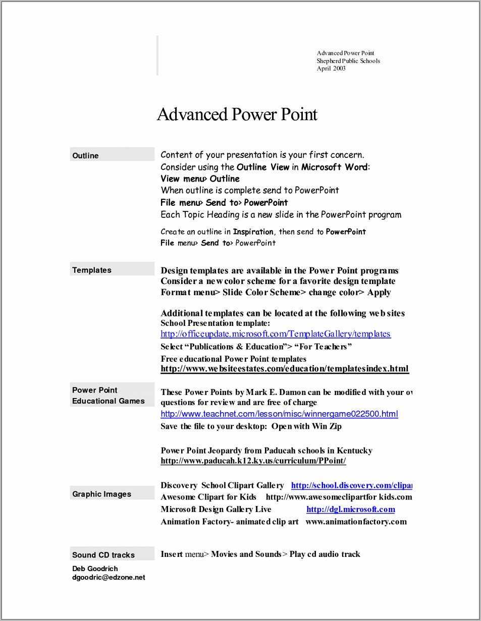 Professional Resume Format Doc Free Download