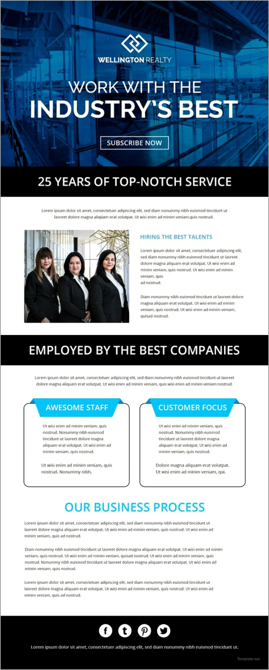 Publisher Email Newsletter Templates Free