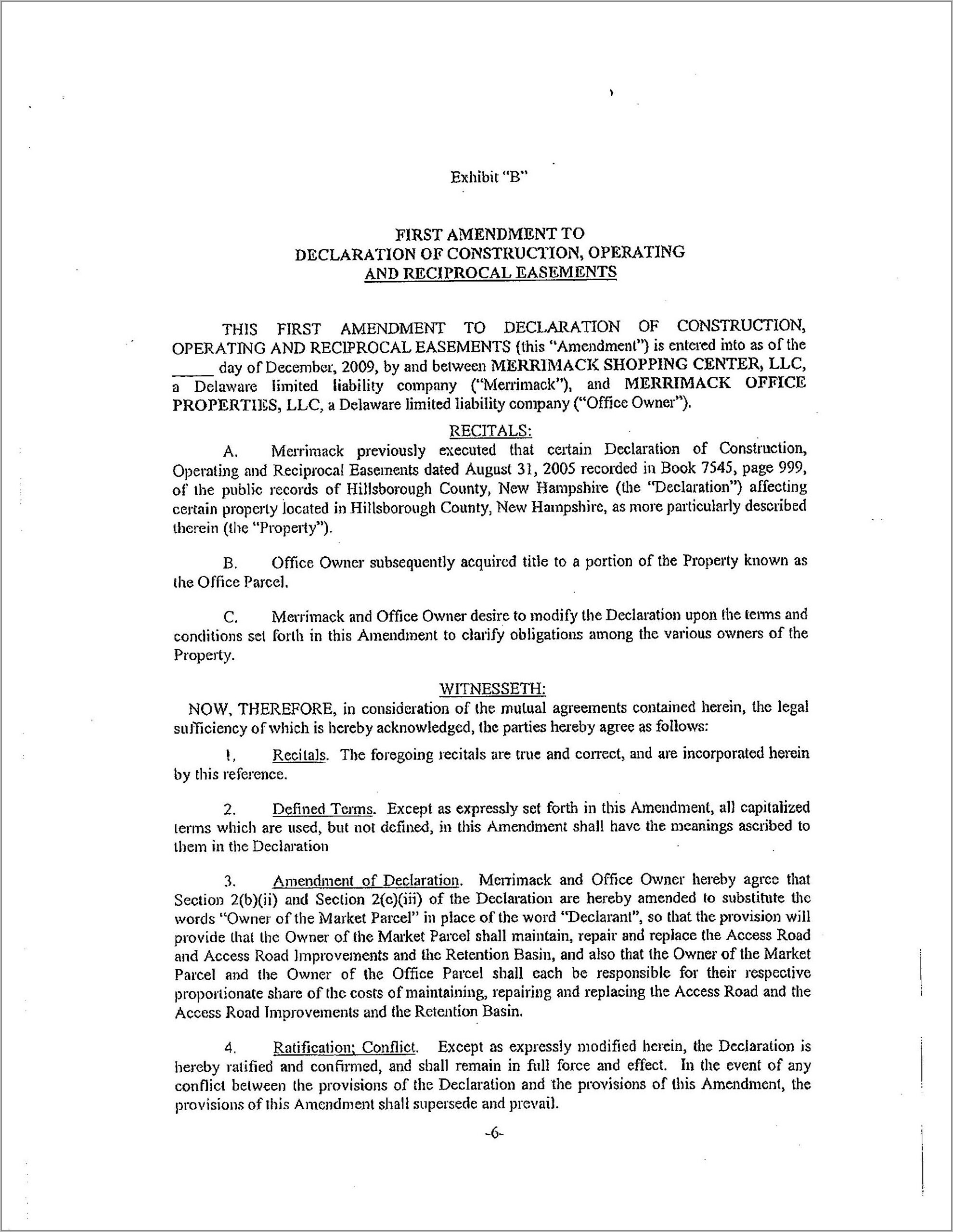 Purchase And Sale Agreement New Hampshire Form