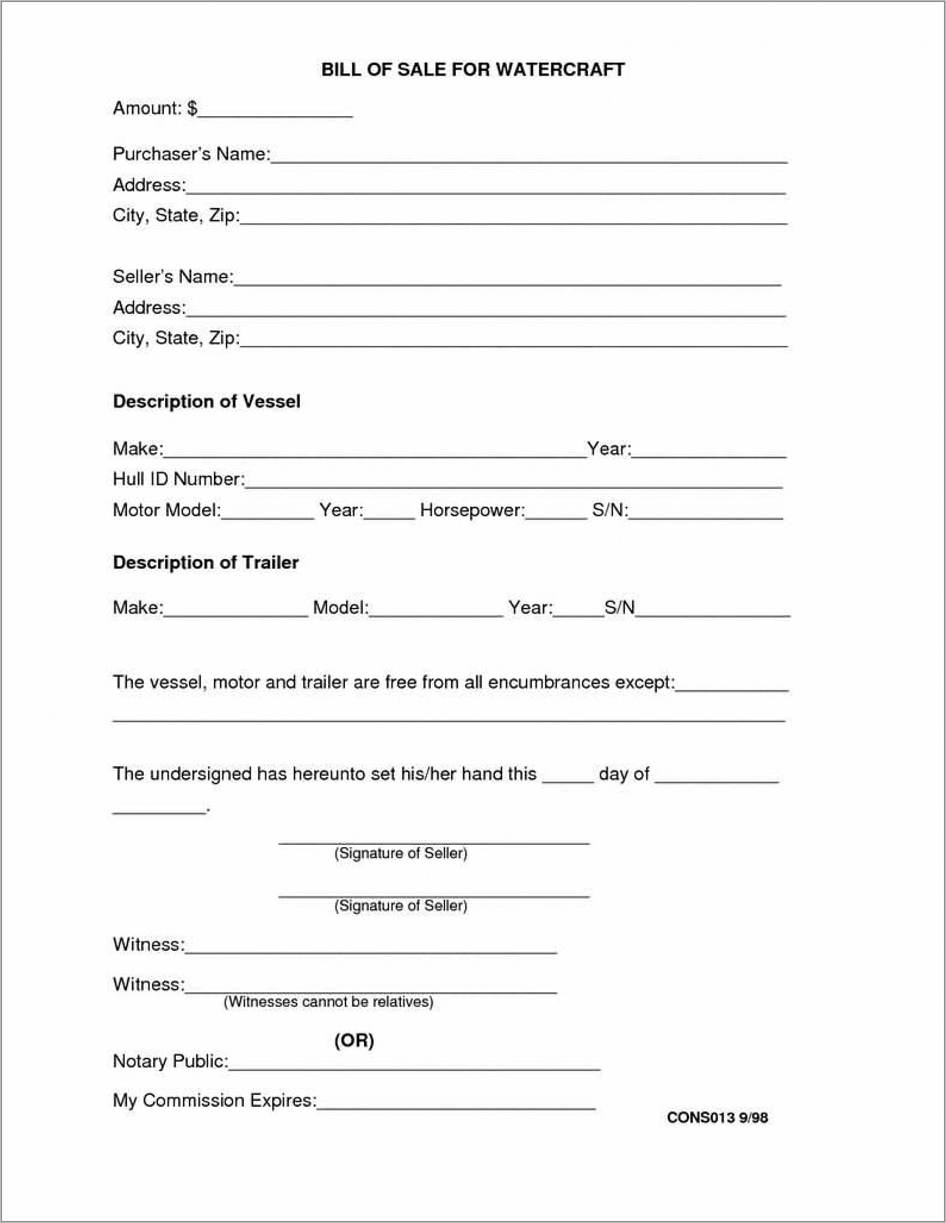 Purchase Sale Agreement Template