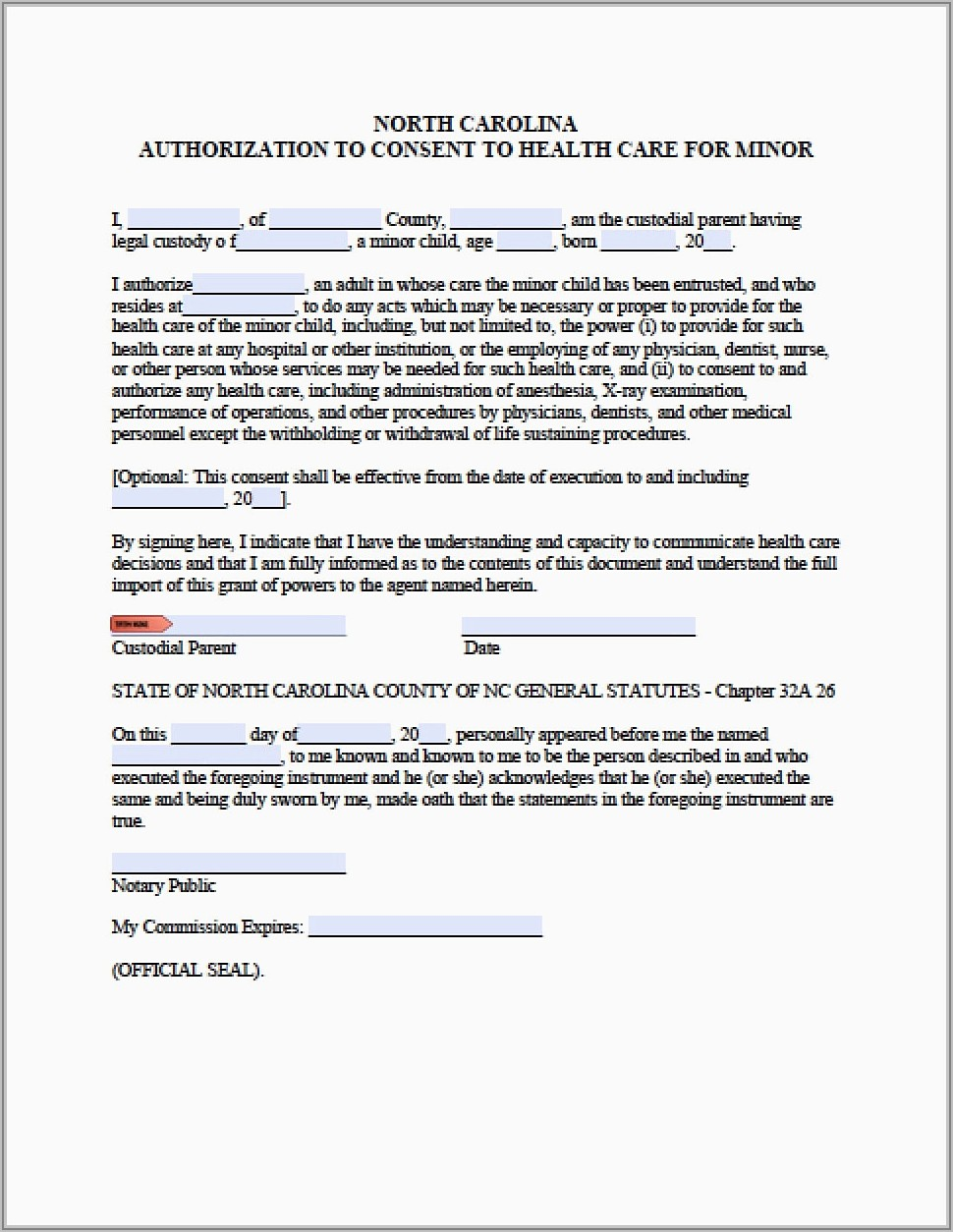 Real Estate Power Of Attorney Doc