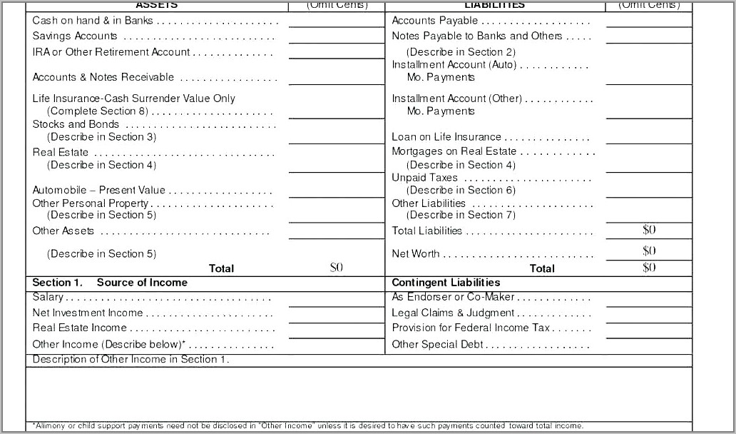 Real Estate Valuation Report Template