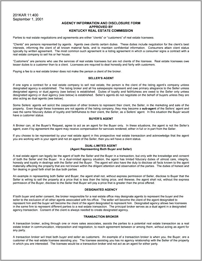 Recruitment Agency Contract Example