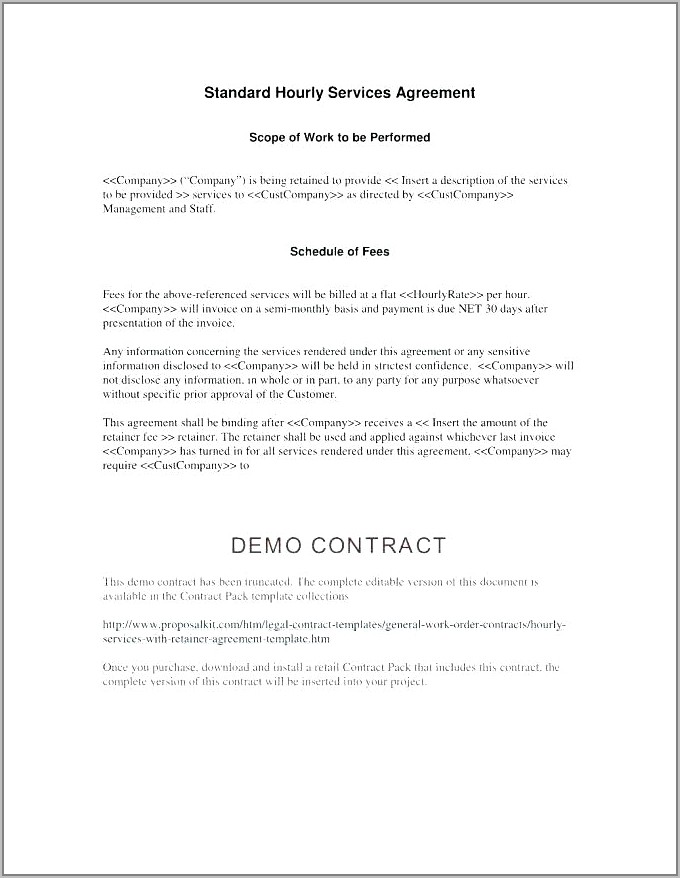 Referral Fee Agreement Template South Africa