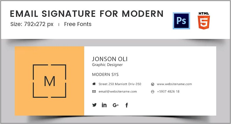Responsive Email Templates For Outlook
