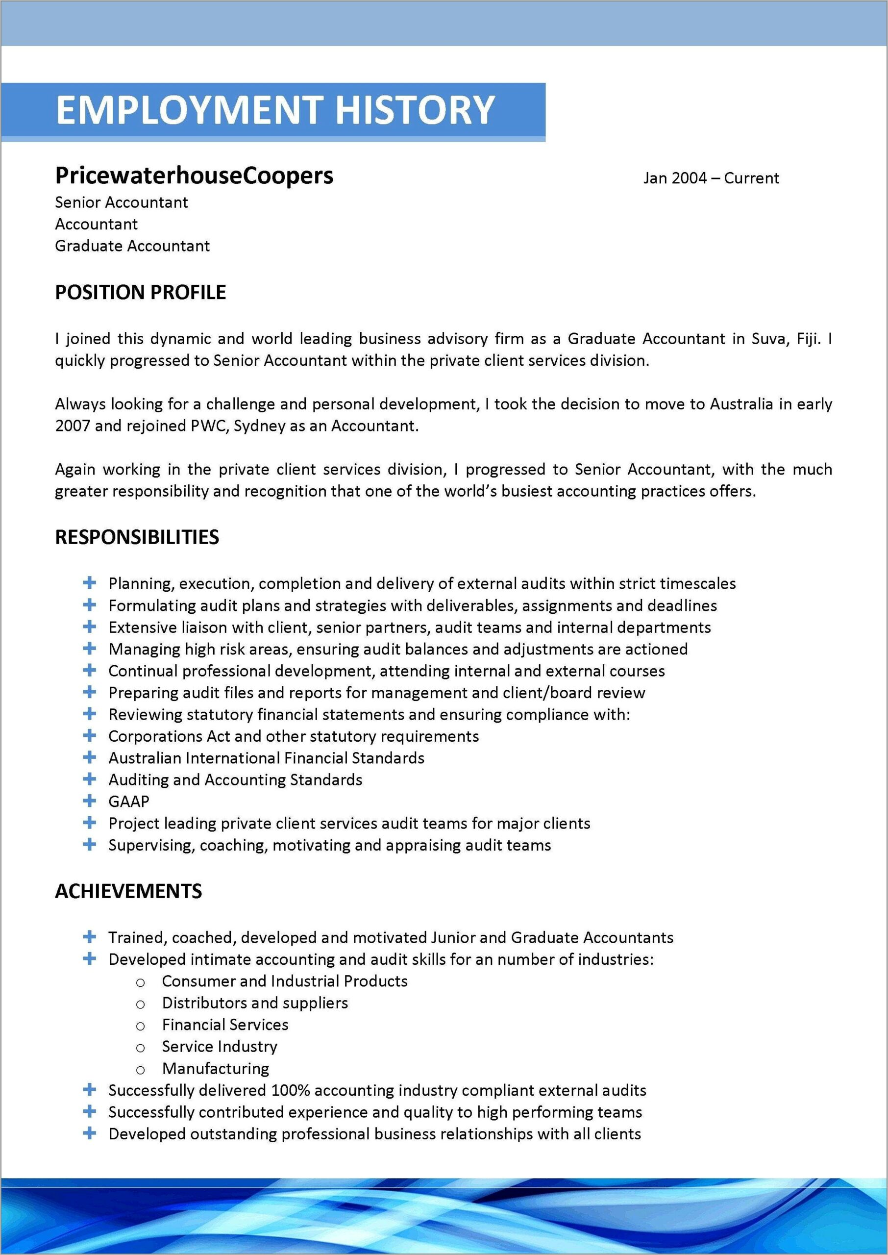 Resume Templates Download Wordpad