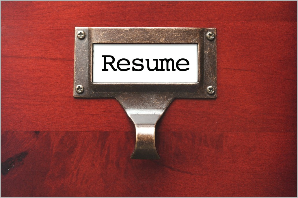 Resume Templates For Career Changers