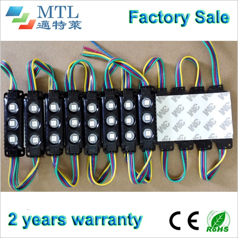 Rgb Led Modules For Channel Letters