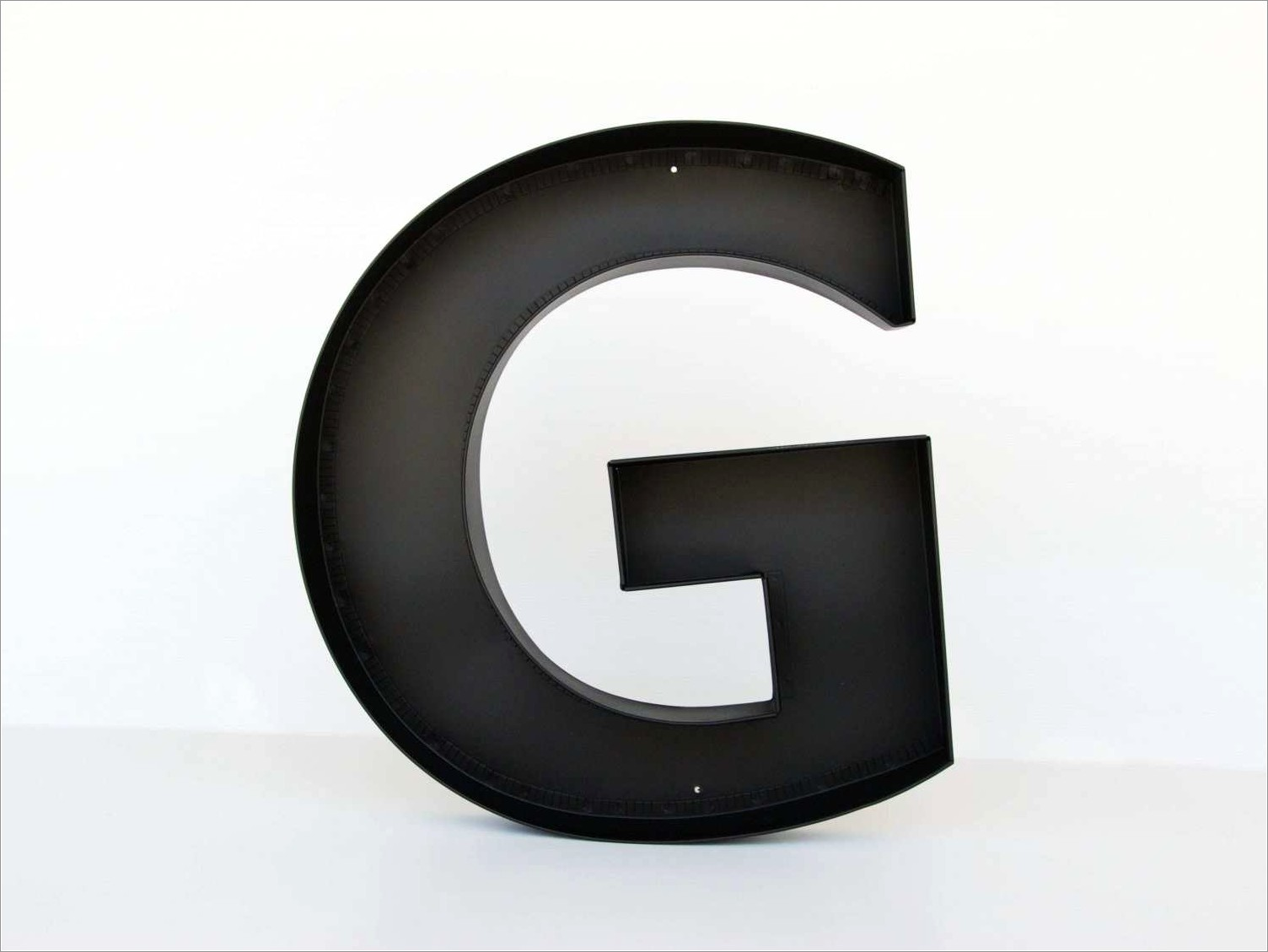 Rustic Metal Letters For Wall Decor