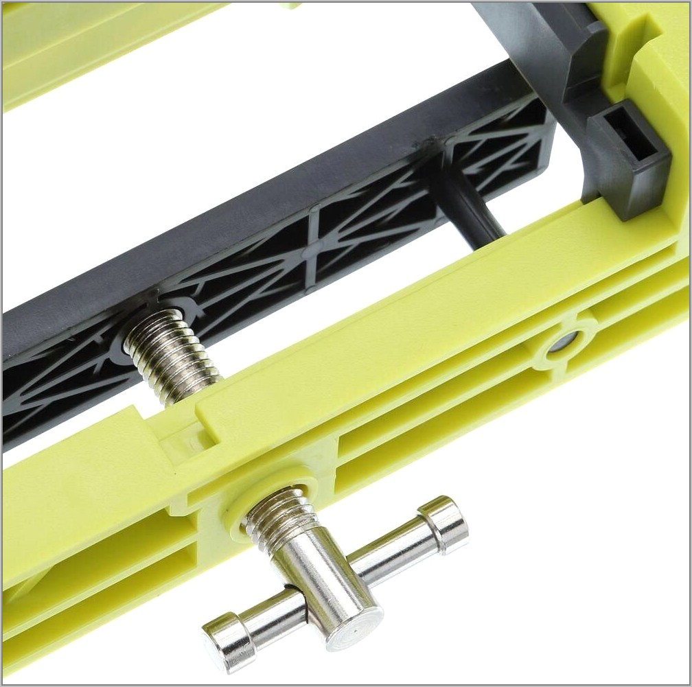 Ryobi Door Hinge Template Jig Clamp Kit