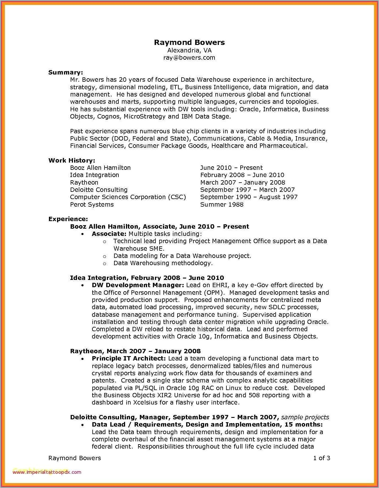 Sales Executive Resume Examples 2017