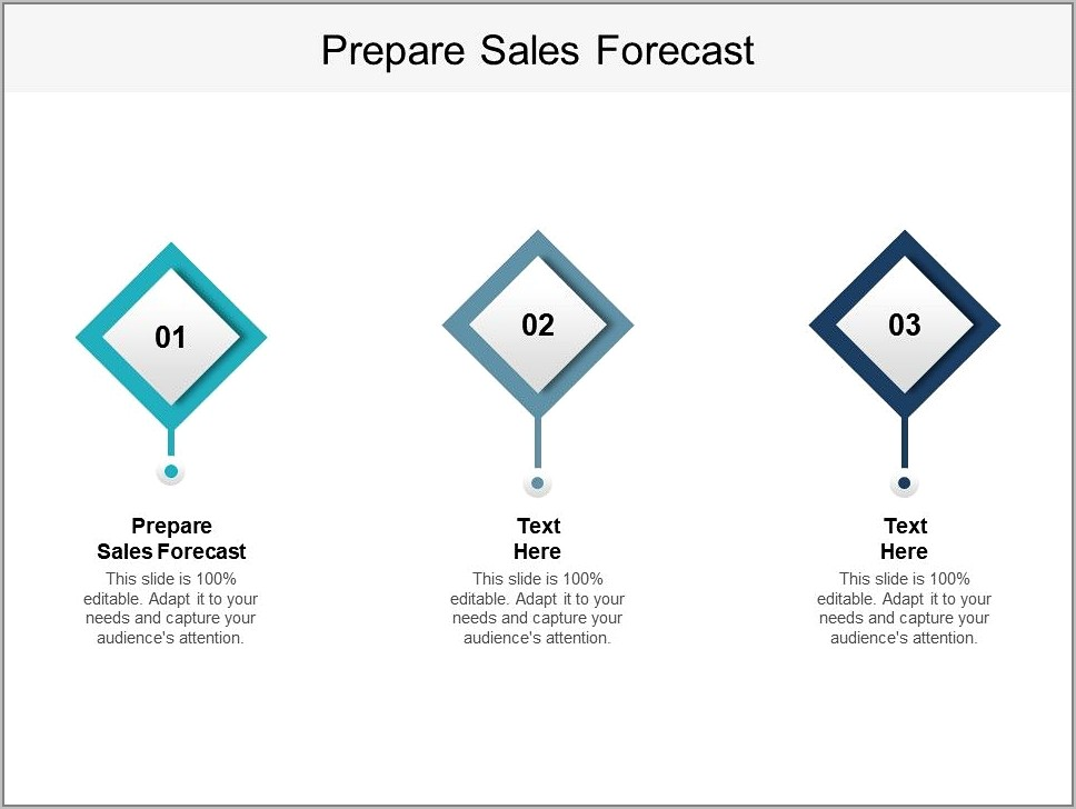 Sales Forecast Ppt Templates