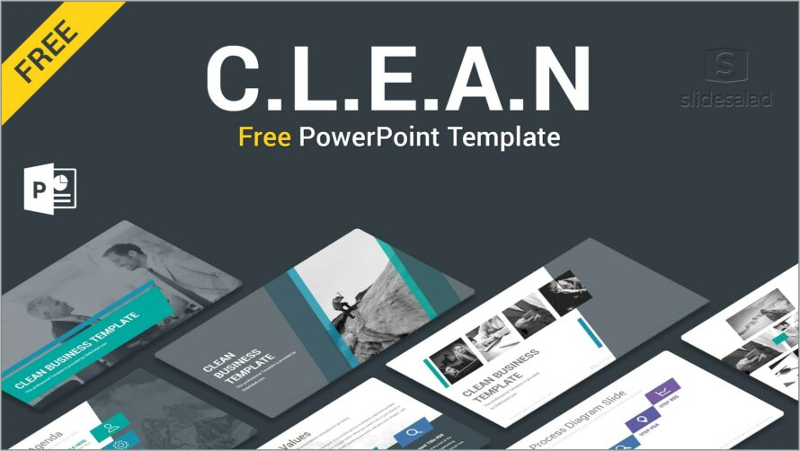 Sales Presentation Ppt Template Free