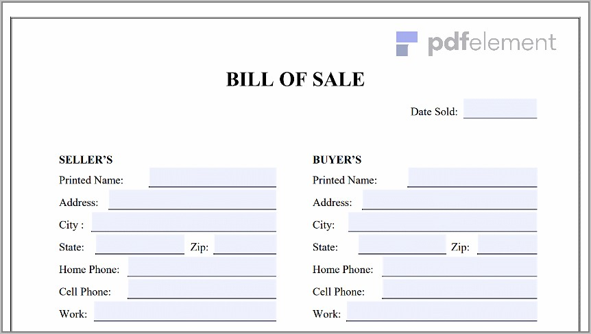 Sales Proposal Template Free Download (100)