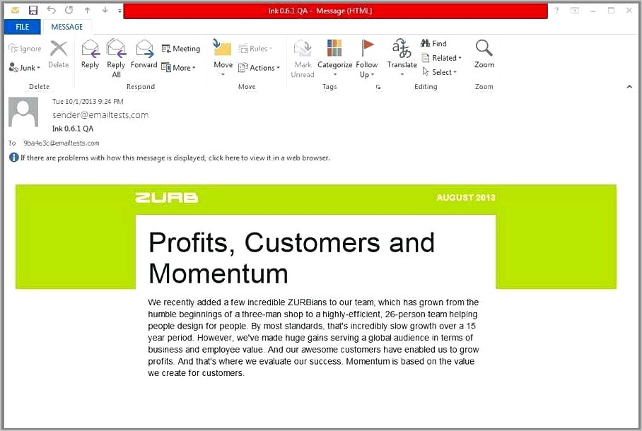 Salesforce Email Templates Examples