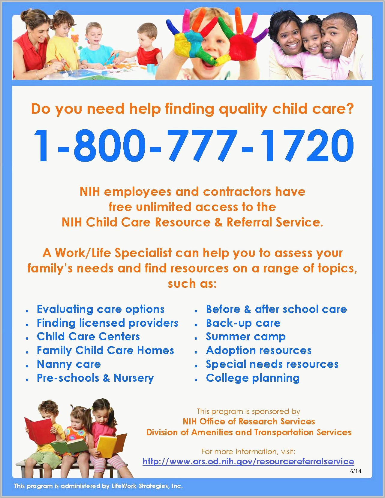 Sample Contract For Child Care Services