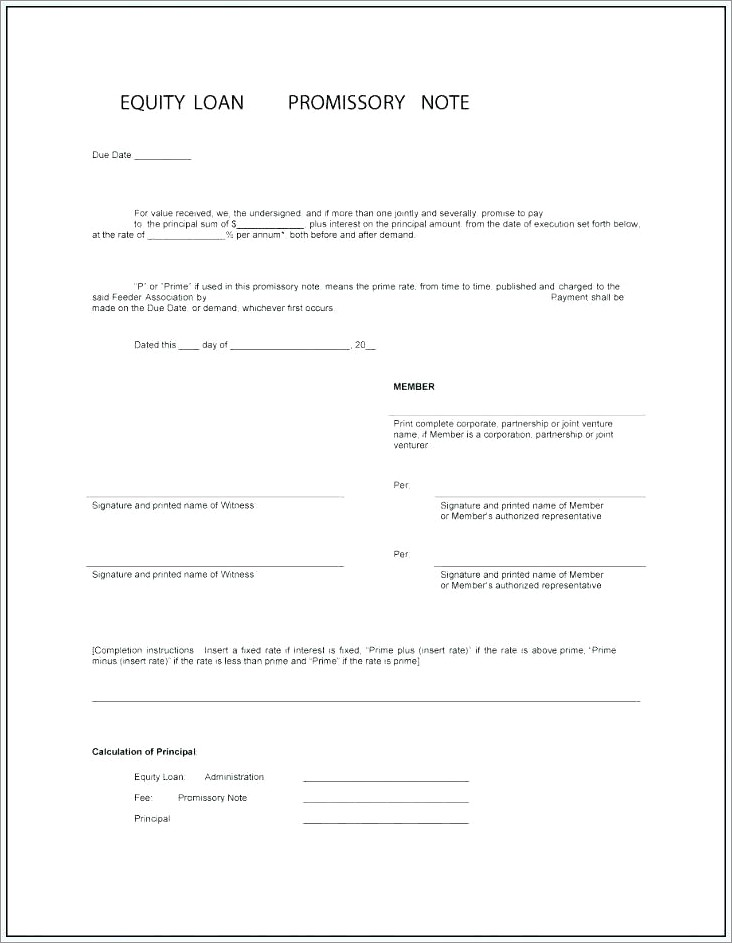 Sample Of Promissory Letter For Late Payment