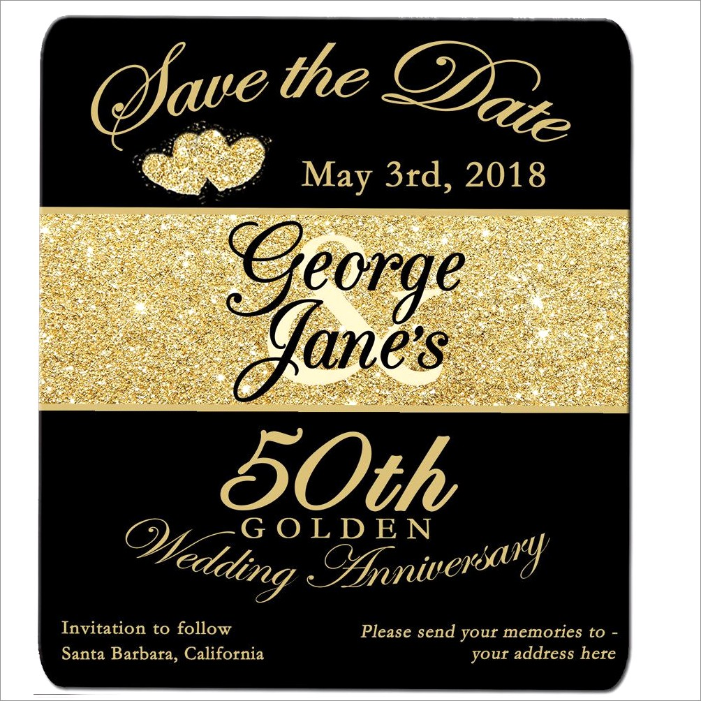 Save The Date Magnet Invitations
