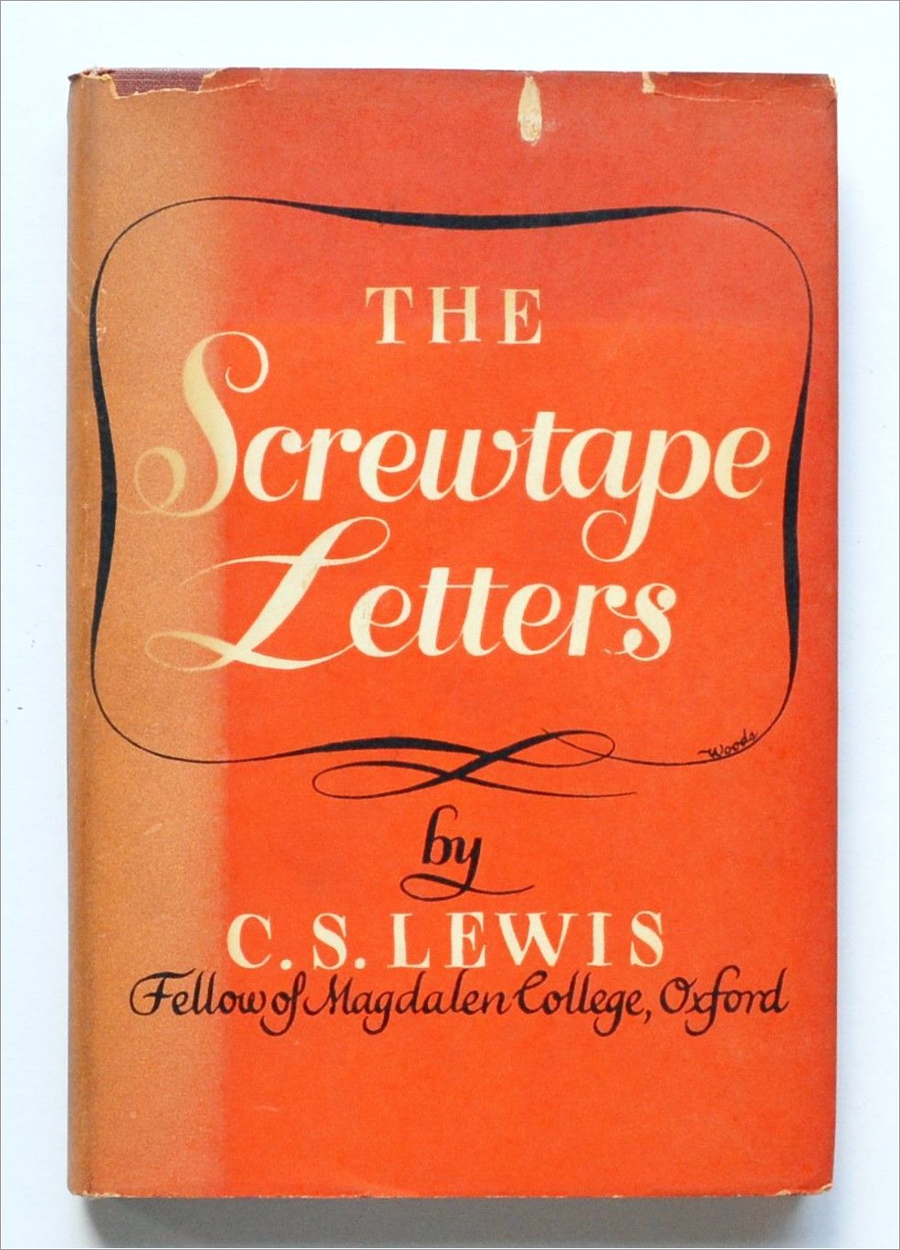 Screwtape Letters Book Used
