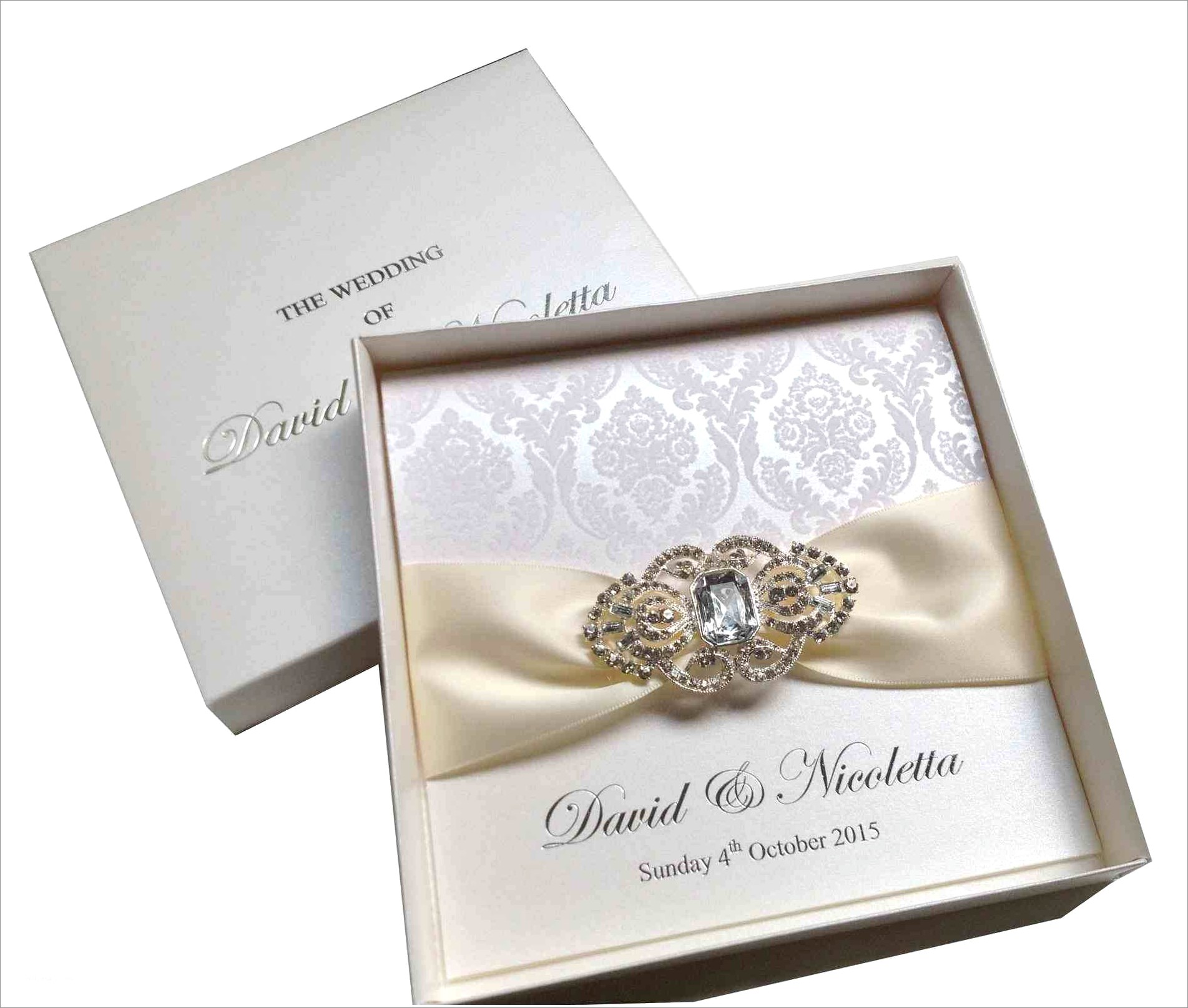 Scroll Invitation Boxes Wholesale