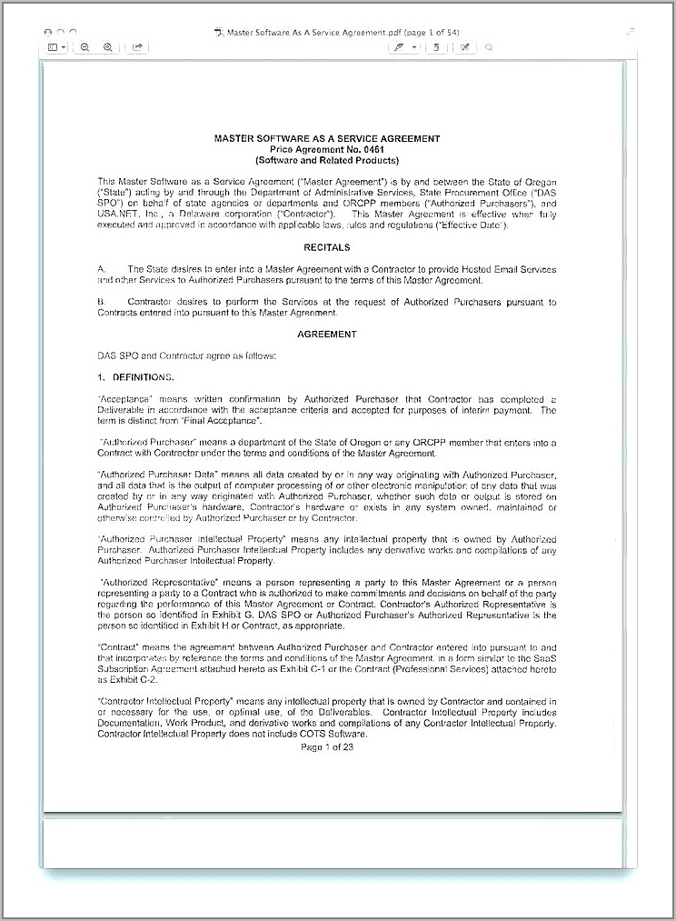 Share Subscription Agreement Template India