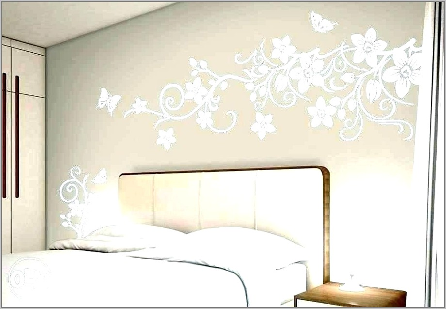 Stencil Designs For Wall Painting Online