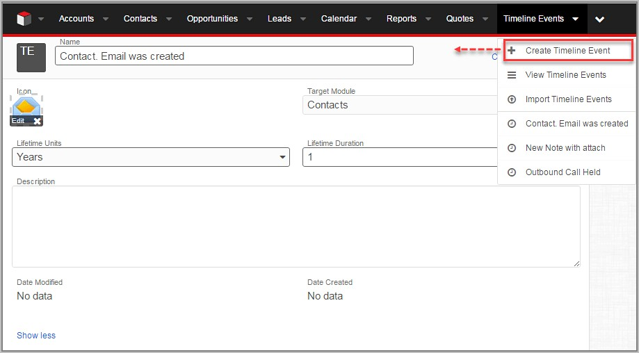 Sugarcrm Email Template Images