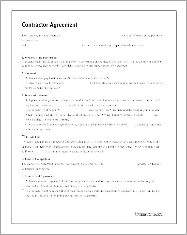 Supply Agreement Template Pdf