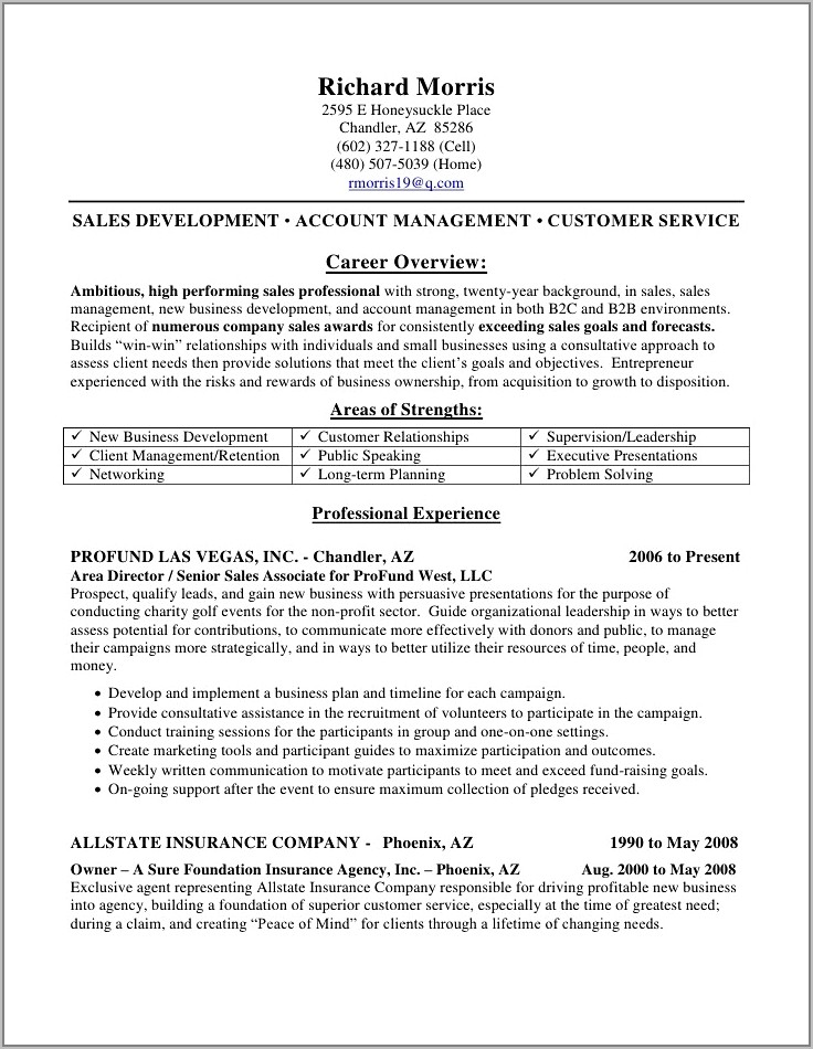 Supply Chain Manager Resume Template