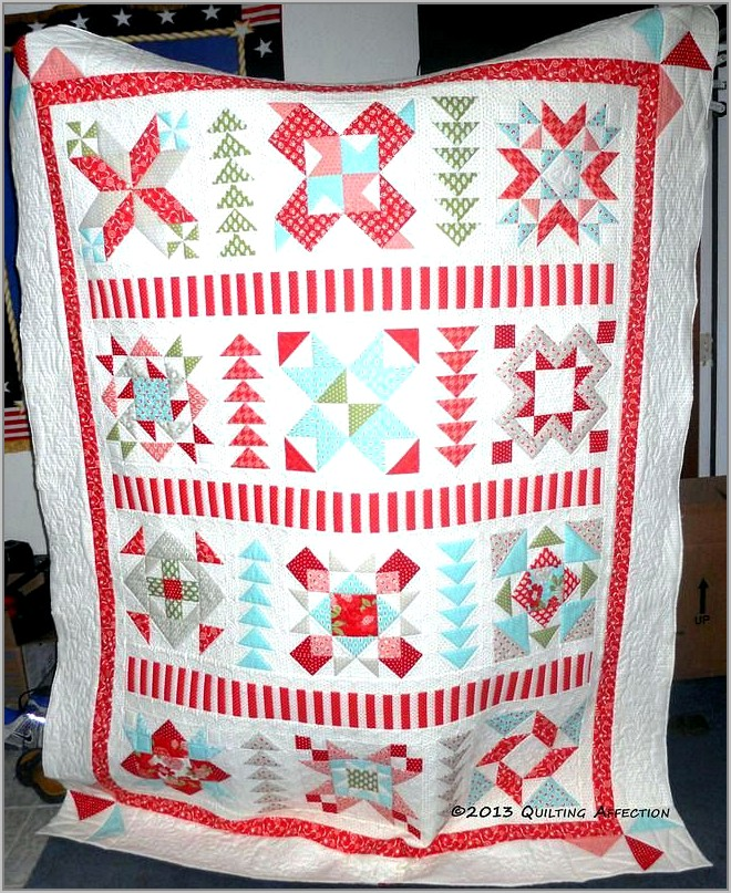 T Shirt Quilt With Sashing Tutorial