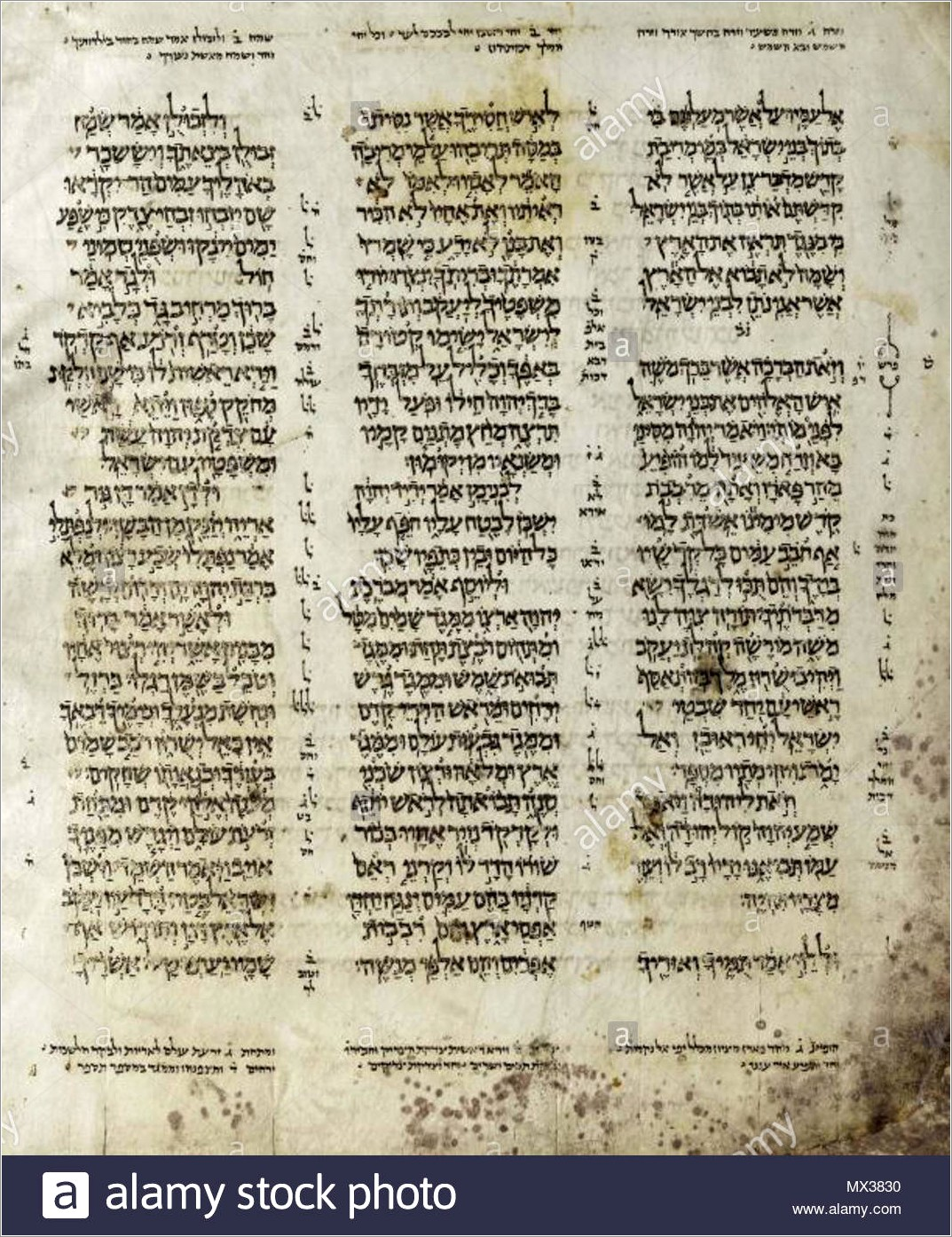 Tanakh In Hebrew Letters