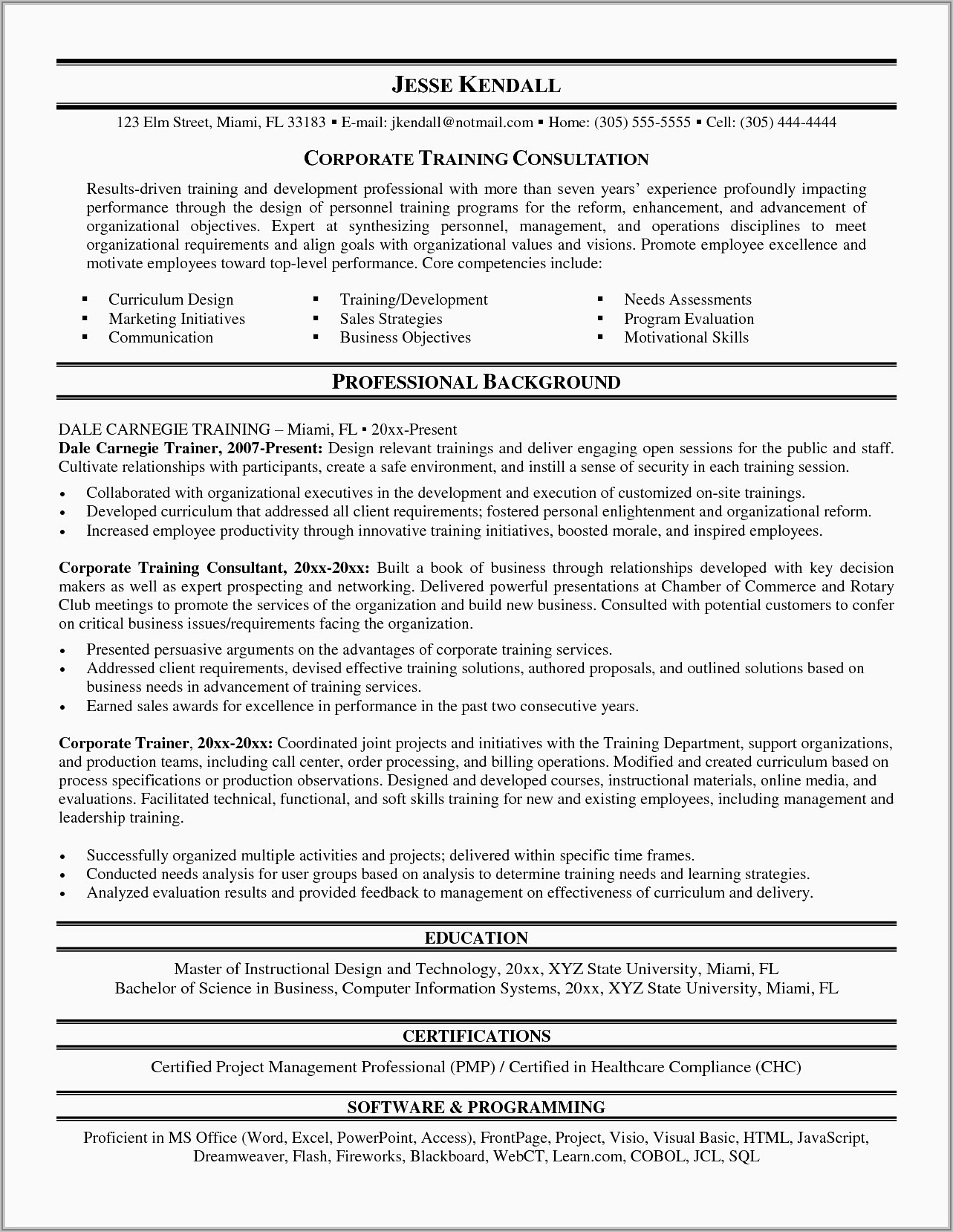 Template For Customer Service Resume