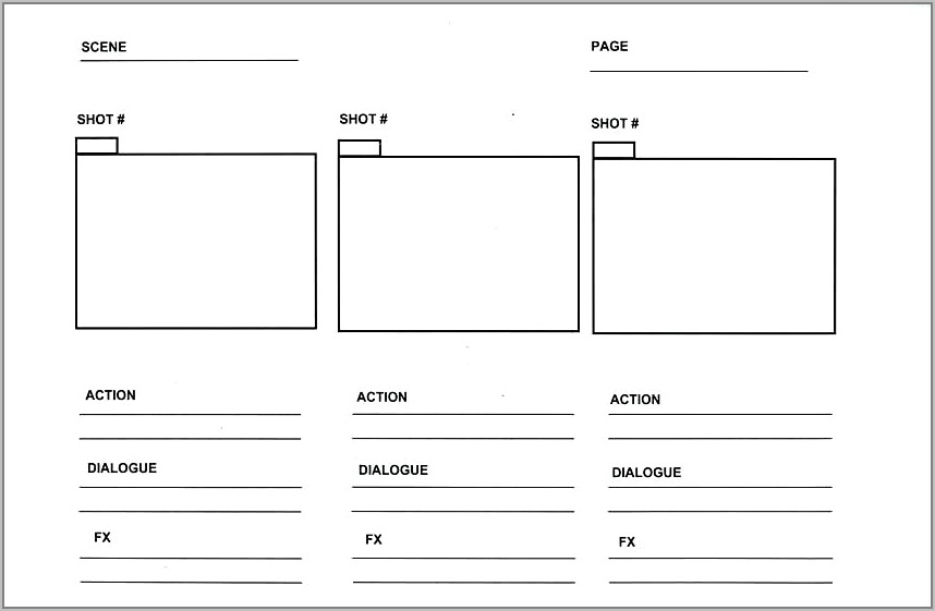 Template For Designing Flyers