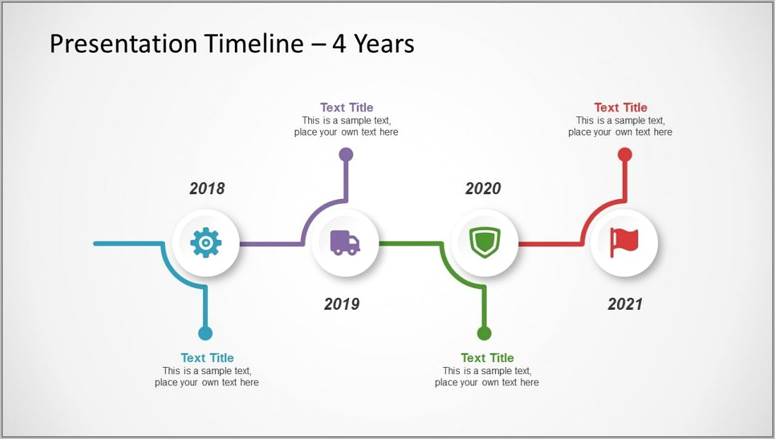 Templates For History Timelines