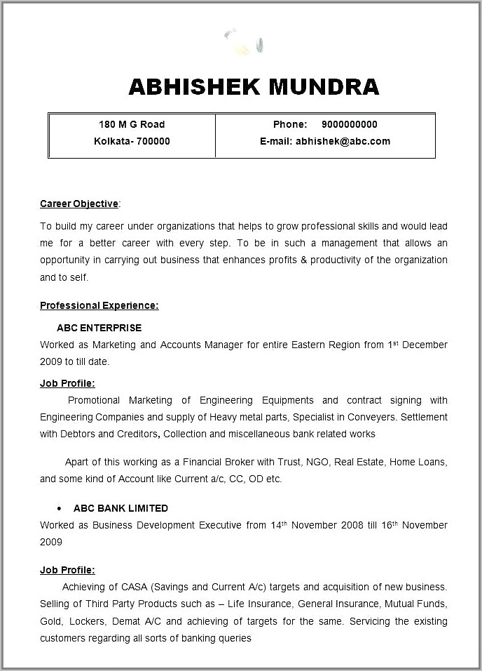 Temporary Recruitment Contract Template