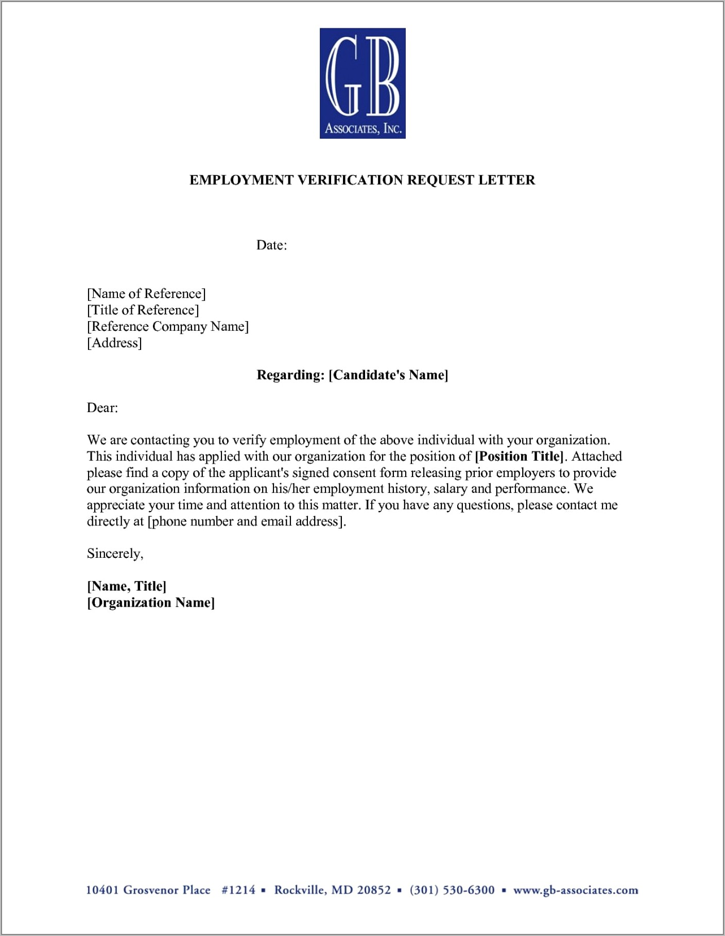 Termination Of Employment Contract Sample Letter Uk