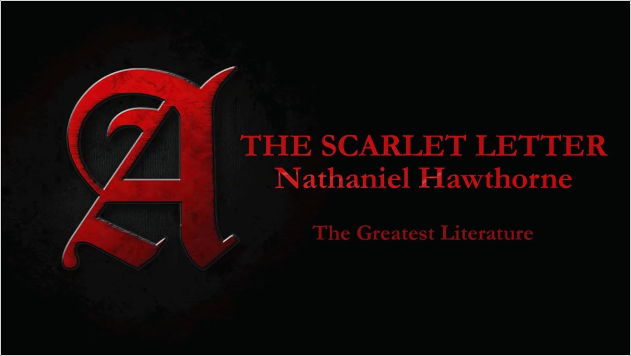 The Scarlet Letter Audiobook Chapter 14