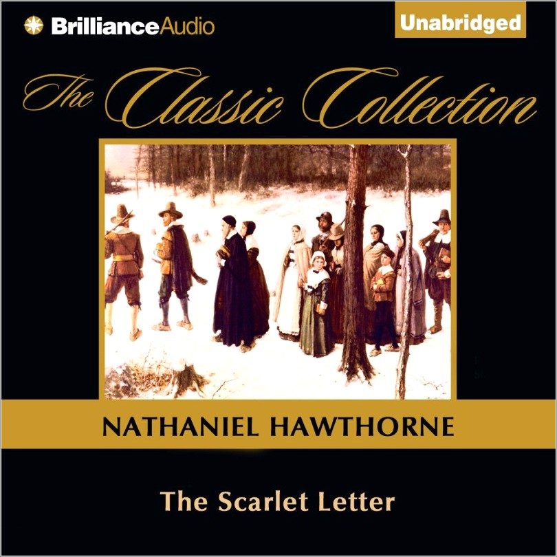 The Scarlet Letter Audiobook Chapter 3