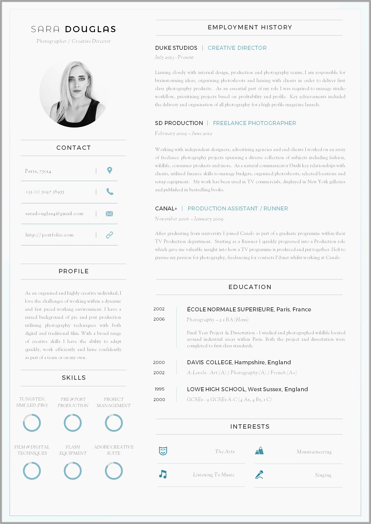 Time Motion Study Template