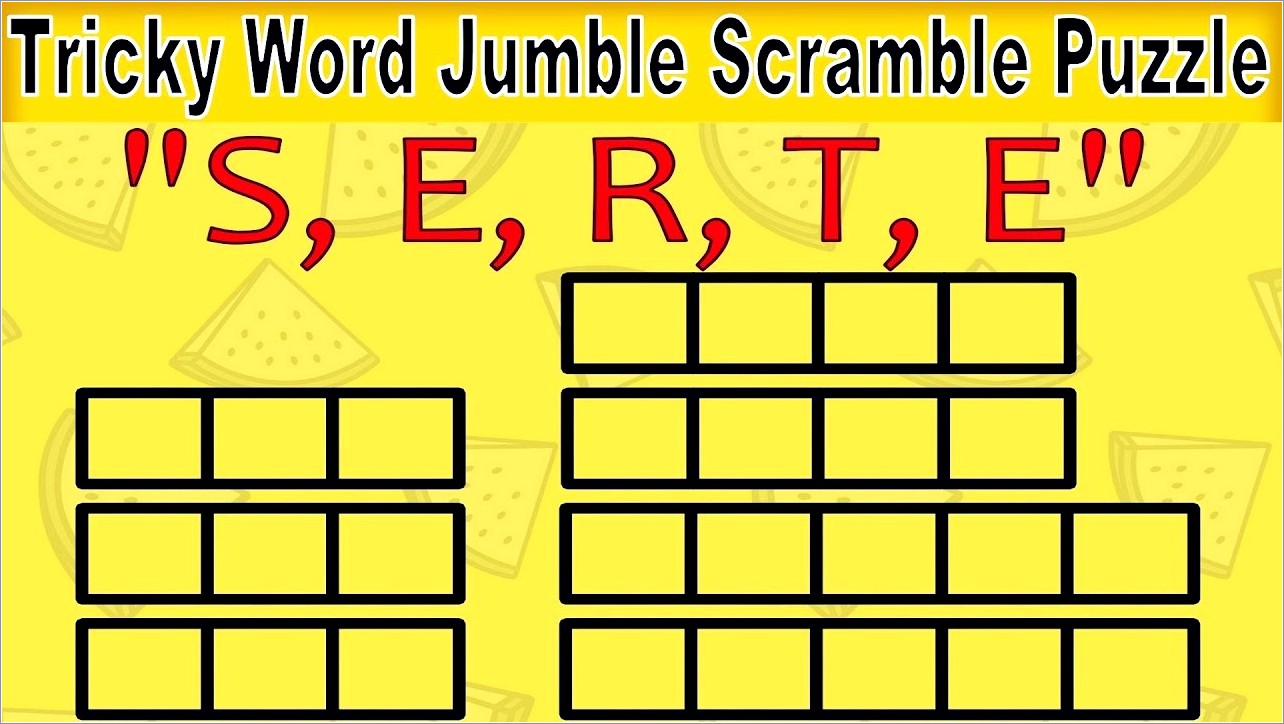 Unscramble Letters To Make Words Finder