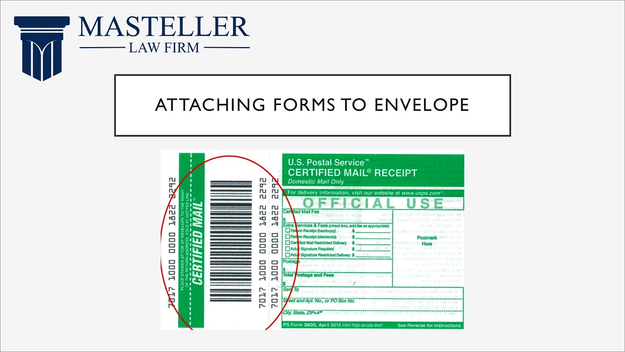 Usps Registered Letter Tracking