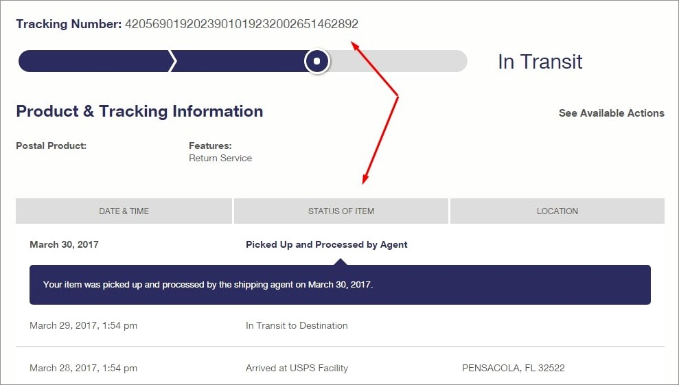 Usps Tracking For Certified Letter