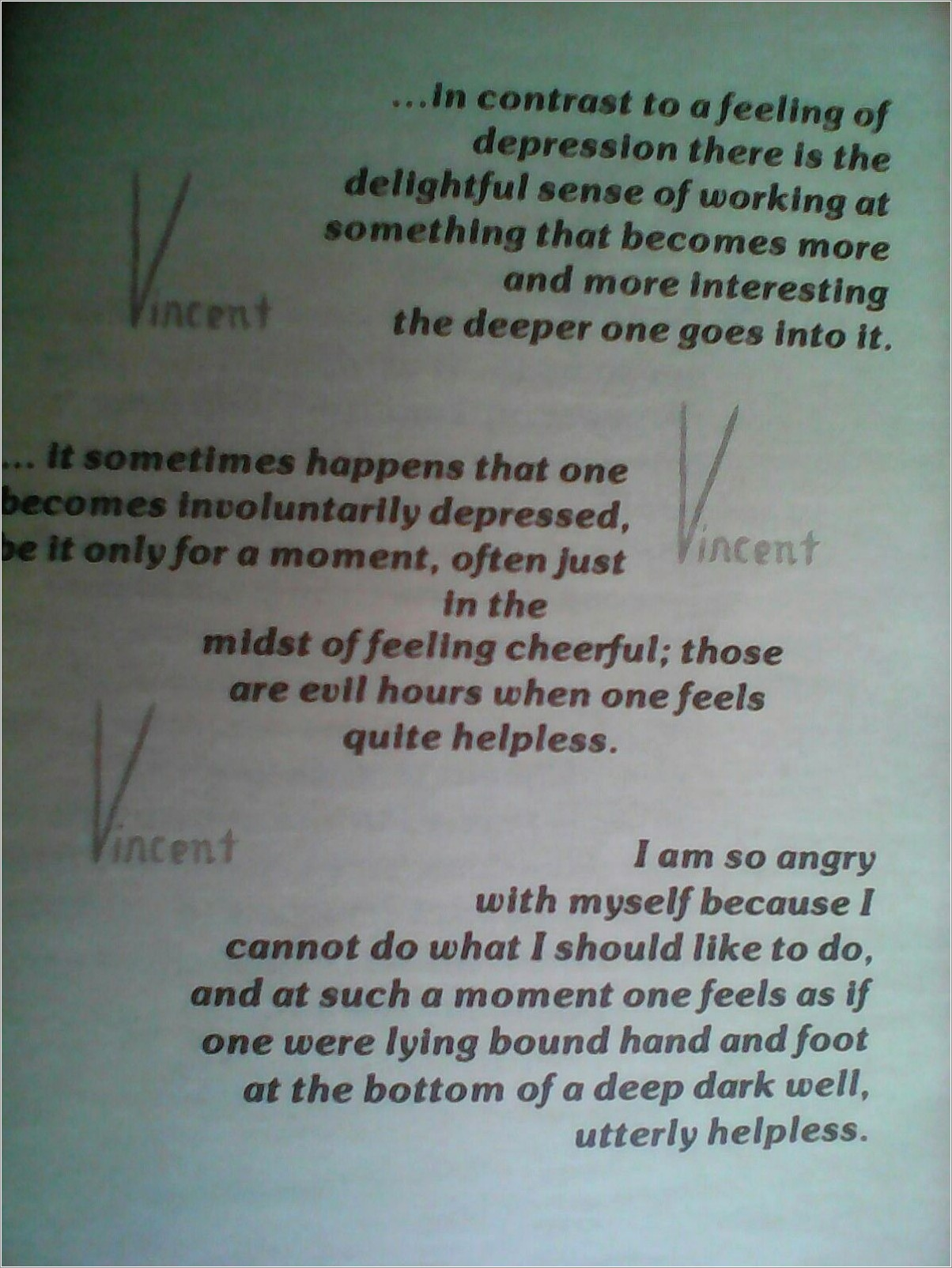 Van Gogh Letters To Theo Quotes