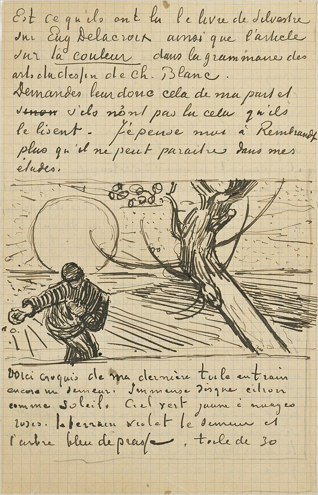 Van Gogh Letters To Theo