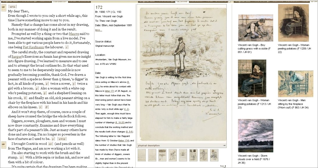 Vincent Van Gogh Letters To Theo Quotes