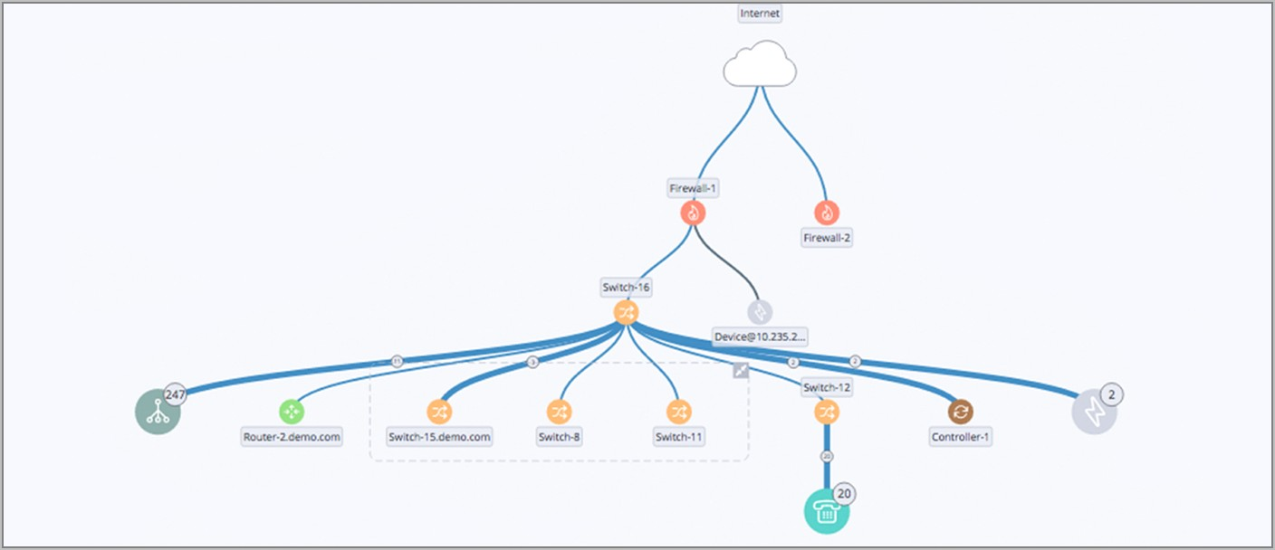 Visio Diagram Network Examples