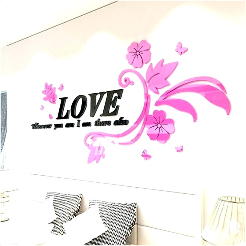 Wall Letter Decals Michaels