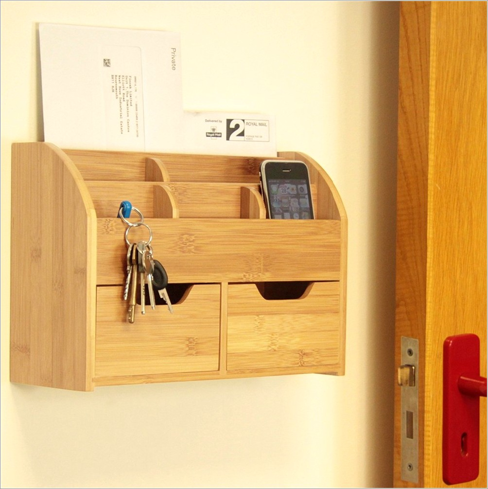 Wall Mounted Letter Holder