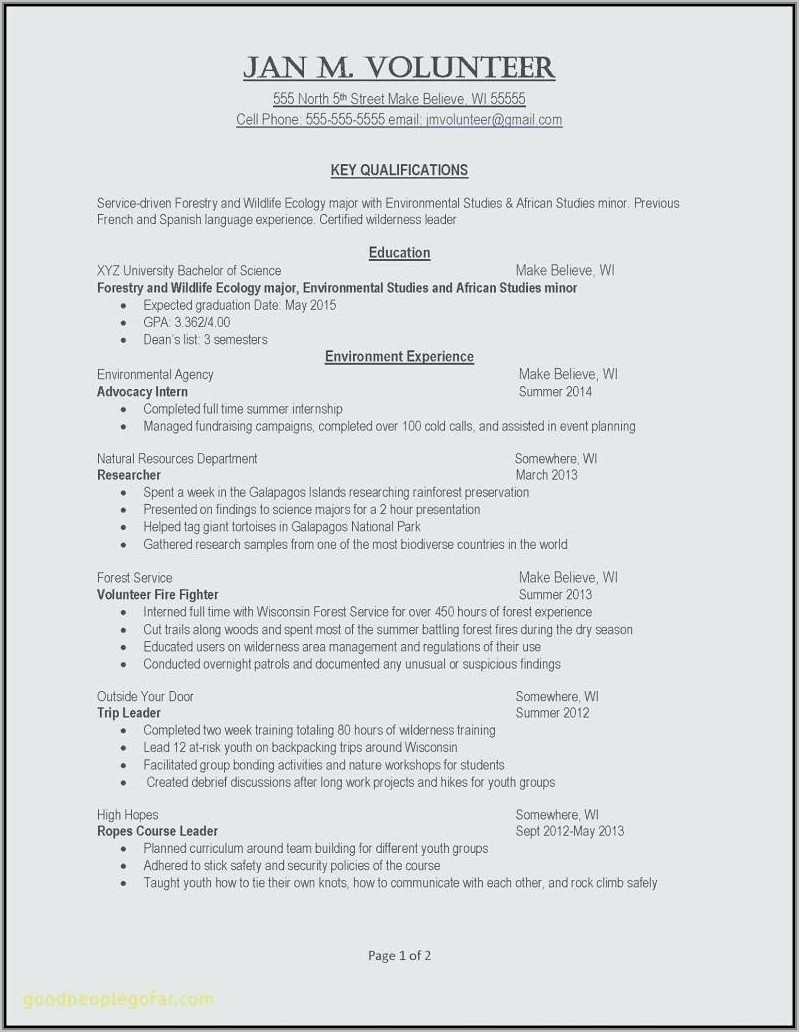 Warehouse Operations Manager Job Description For Resume